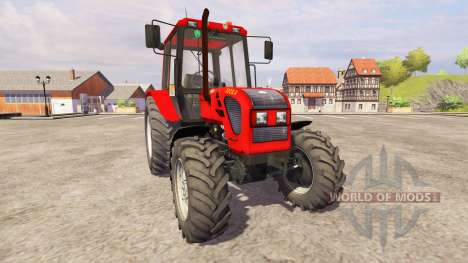 Belarus-1025.4 v1.1 for Farming Simulator 2013