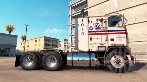 Freightliner FLB CTL Transport for American Truck Simulator