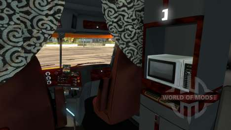 Freightliner Coronado for American Truck Simulator