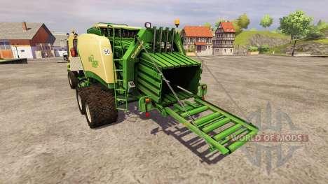 Krone Big Pack 1290 [bosimobil] for Farming Simulator 2013