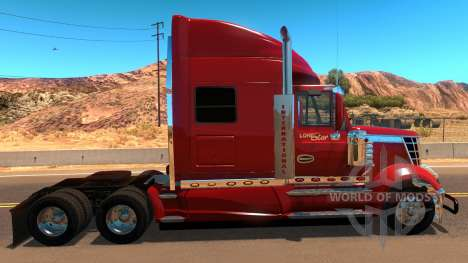 International Lonestar v2.0 for American Truck Simulator