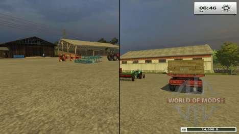HD textures for Farming Simulator 2013