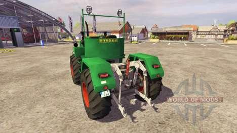 Deutz-Fahr D 16006 v1.5 for Farming Simulator 2013