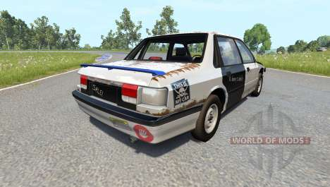 Ibishu Pessima Old for BeamNG Drive