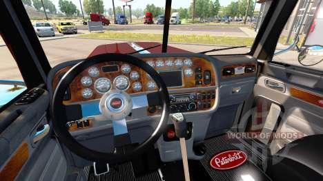 Peterbilt 389 v2.0 for American Truck Simulator