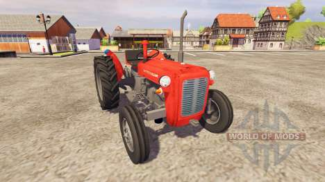 IMT 539 DeLuxe for Farming Simulator 2013