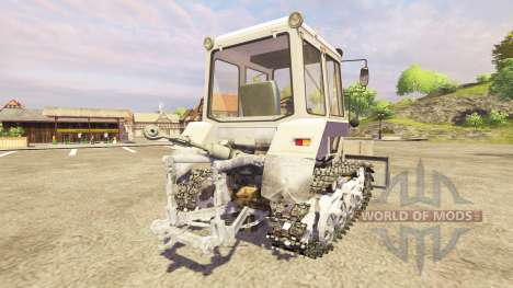 MTZ-82 [crawler] v2.0 for Farming Simulator 2013