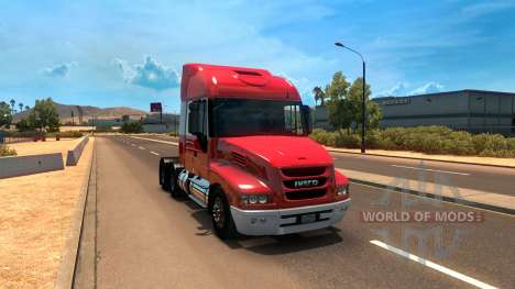 Iveco Strator v2 for American Truck Simulator