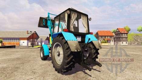MTZ-82.1 Belarus [loader] for Farming Simulator 2013