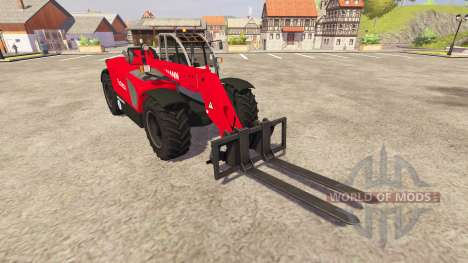 Weidemann T6025 v3.0 for Farming Simulator 2013