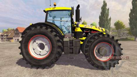 Fendt 939 Vario [yellow bull] v2.0 for Farming Simulator 2013