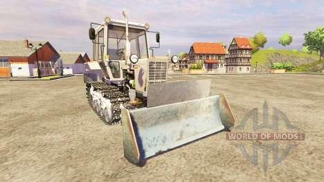 MTZ-82 [crawler] v2.0 for Farming Simulator 2013