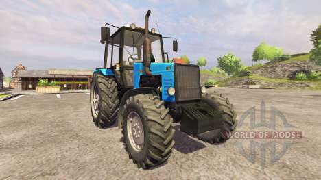 MTZ-1221 v1 Belarusian.0 for Farming Simulator 2013