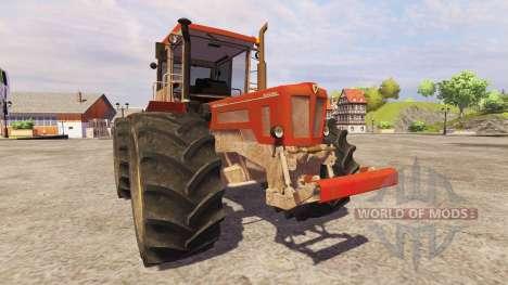 Schluter Super-Trac 1900 TVL v2.0 for Farming Simulator 2013