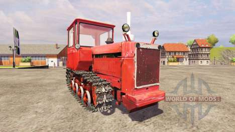 DT-75 v2.0 for Farming Simulator 2013