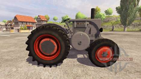 Lizard HBT 75 for Farming Simulator 2013