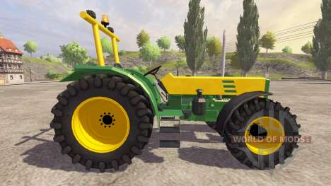 Buhrer 6135A v3.0 for Farming Simulator 2013