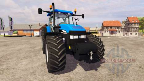 New Holland TM 190 for Farming Simulator 2013