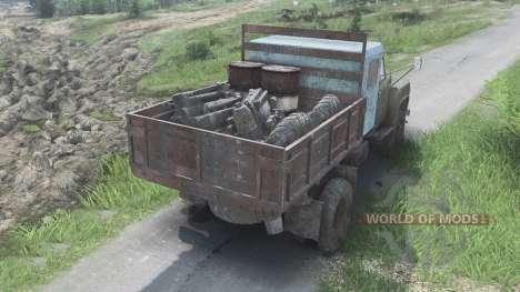 GAZ-53 [08.11.15] for Spin Tires