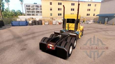 Kenworth T600 Day Cab for American Truck Simulator