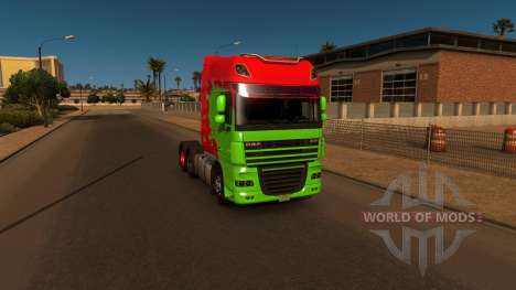 DAF XF for American Truck Simulator