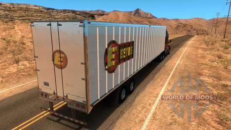 Estes Trailer for American Truck Simulator