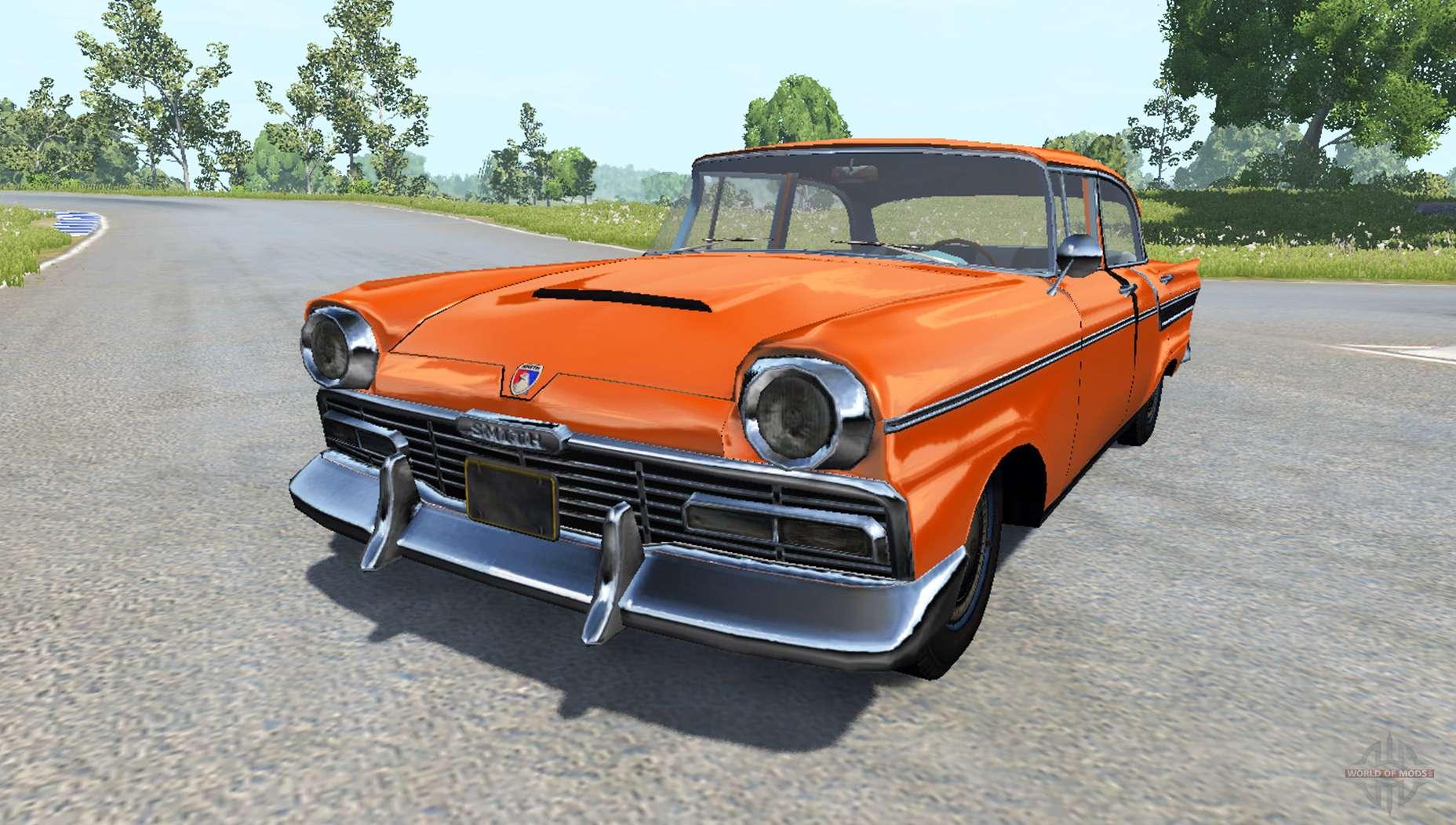 Dr Car: Smith Custom 200 V0.3 For BeamNG Drive