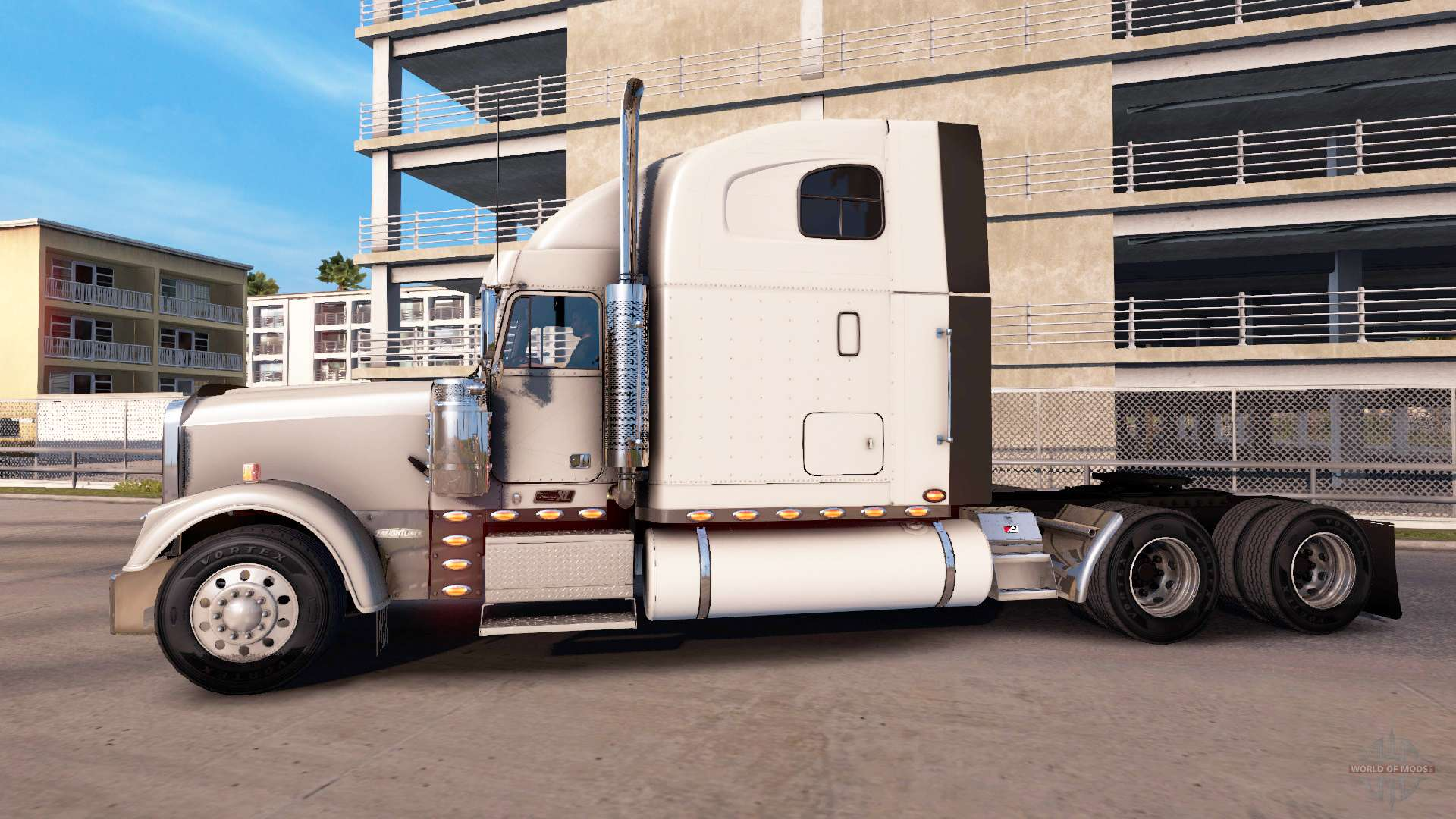 Freightliner classic xl for american truck simulator for Classic american images