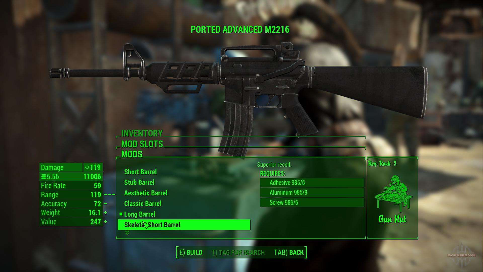 Adhesive item code fallout 4 | Crafting resource console codes
