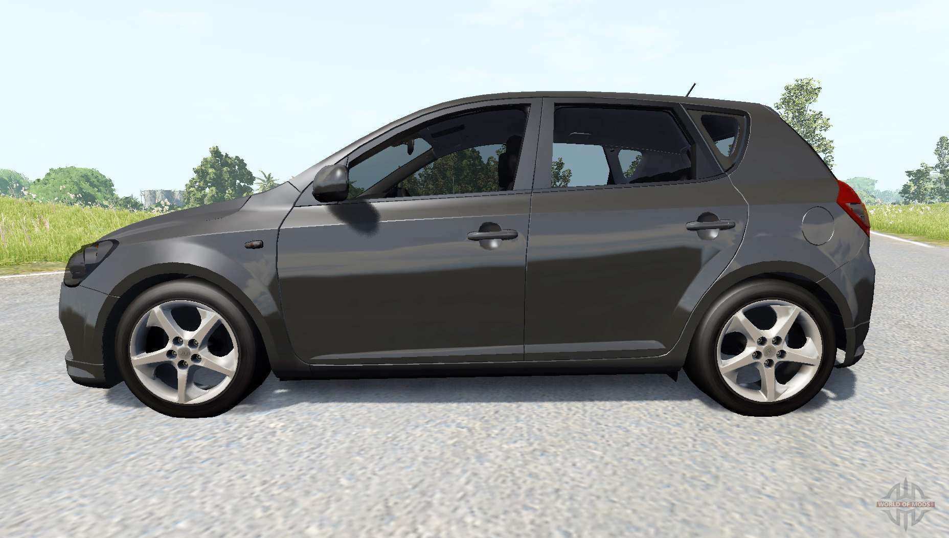 kia ceed 2011 for beamng drive. Black Bedroom Furniture Sets. Home Design Ideas