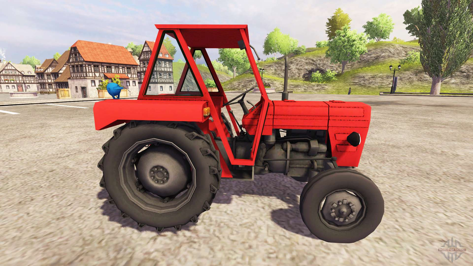 imt 542 v1 0 for farming simulator 2013 rh worldofmods com IMT Tractor Deluxe Yugoslavia Tractor IMT 1970 559