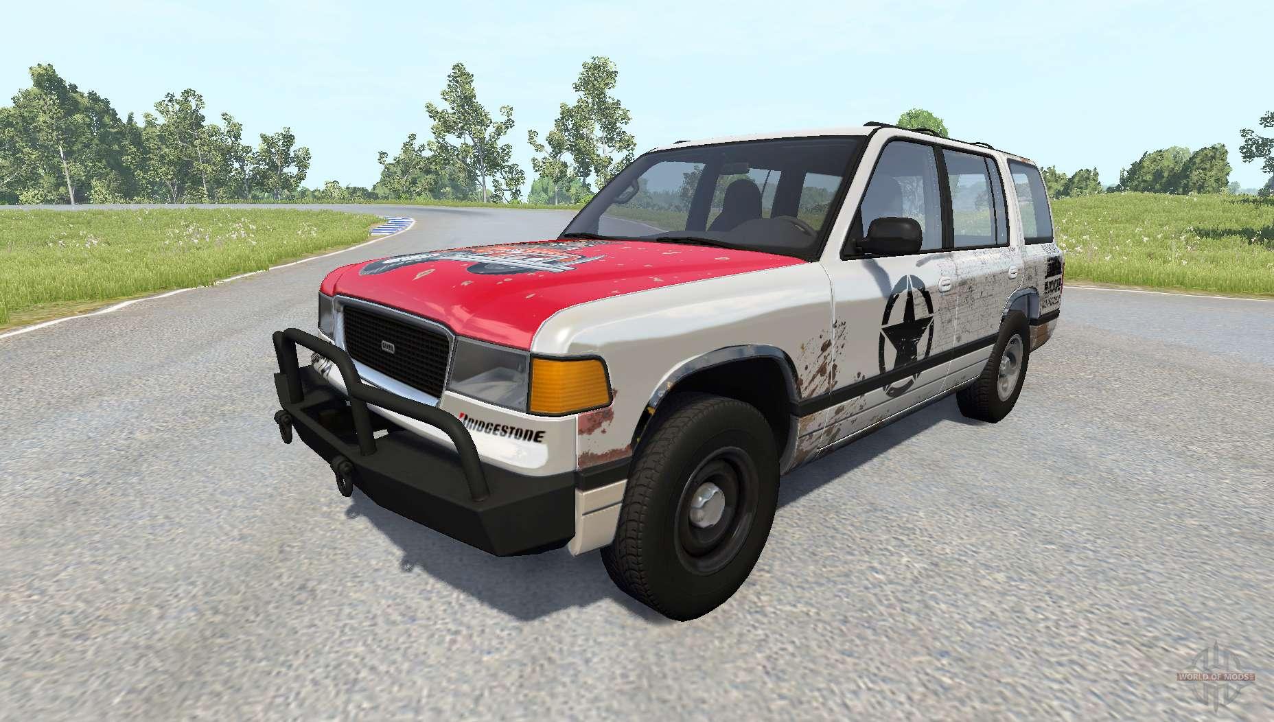 Beamng Drive Rusty Car Mod