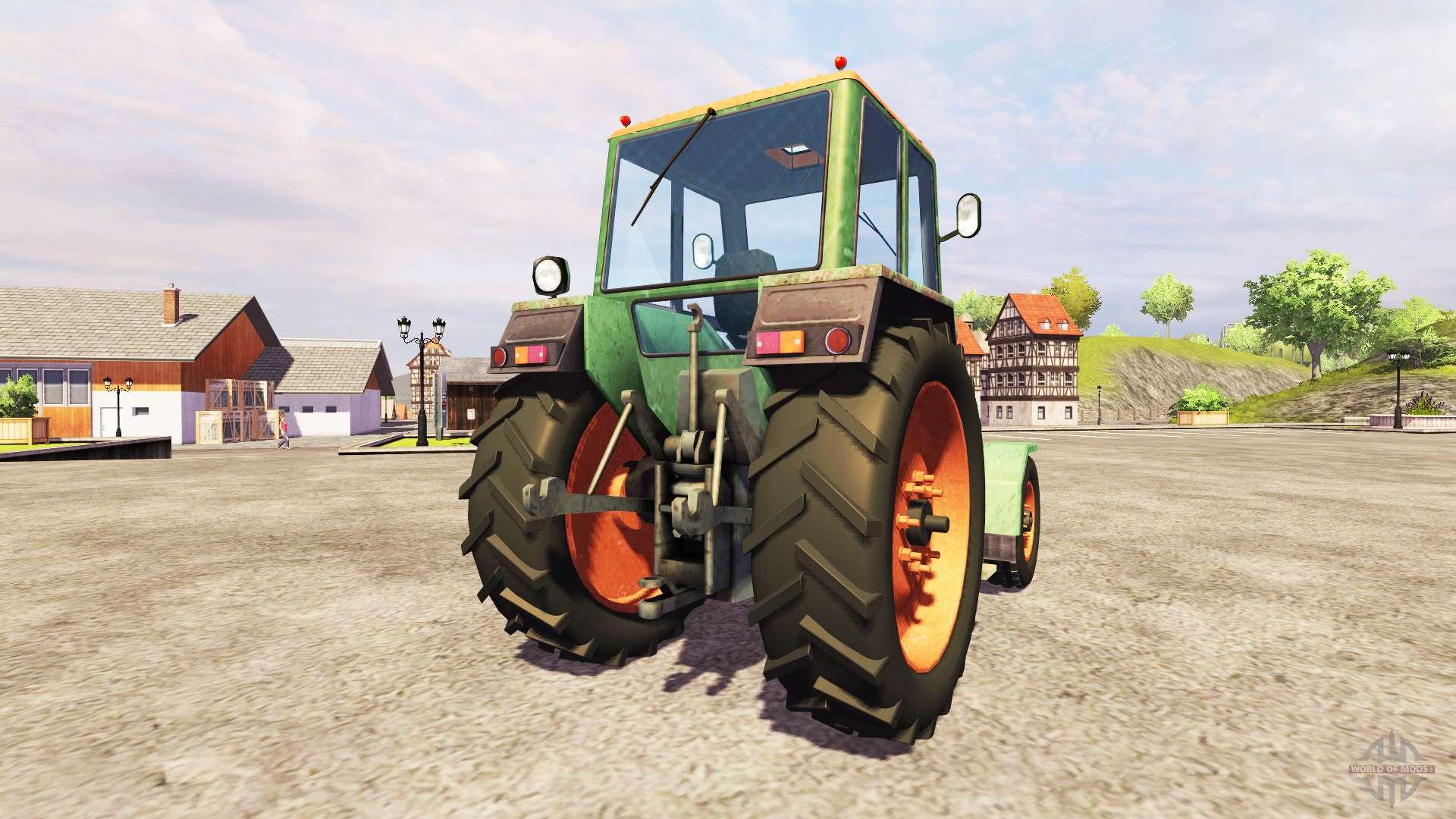 Lizard 2850 v2 0 for Farming Simulator 2013