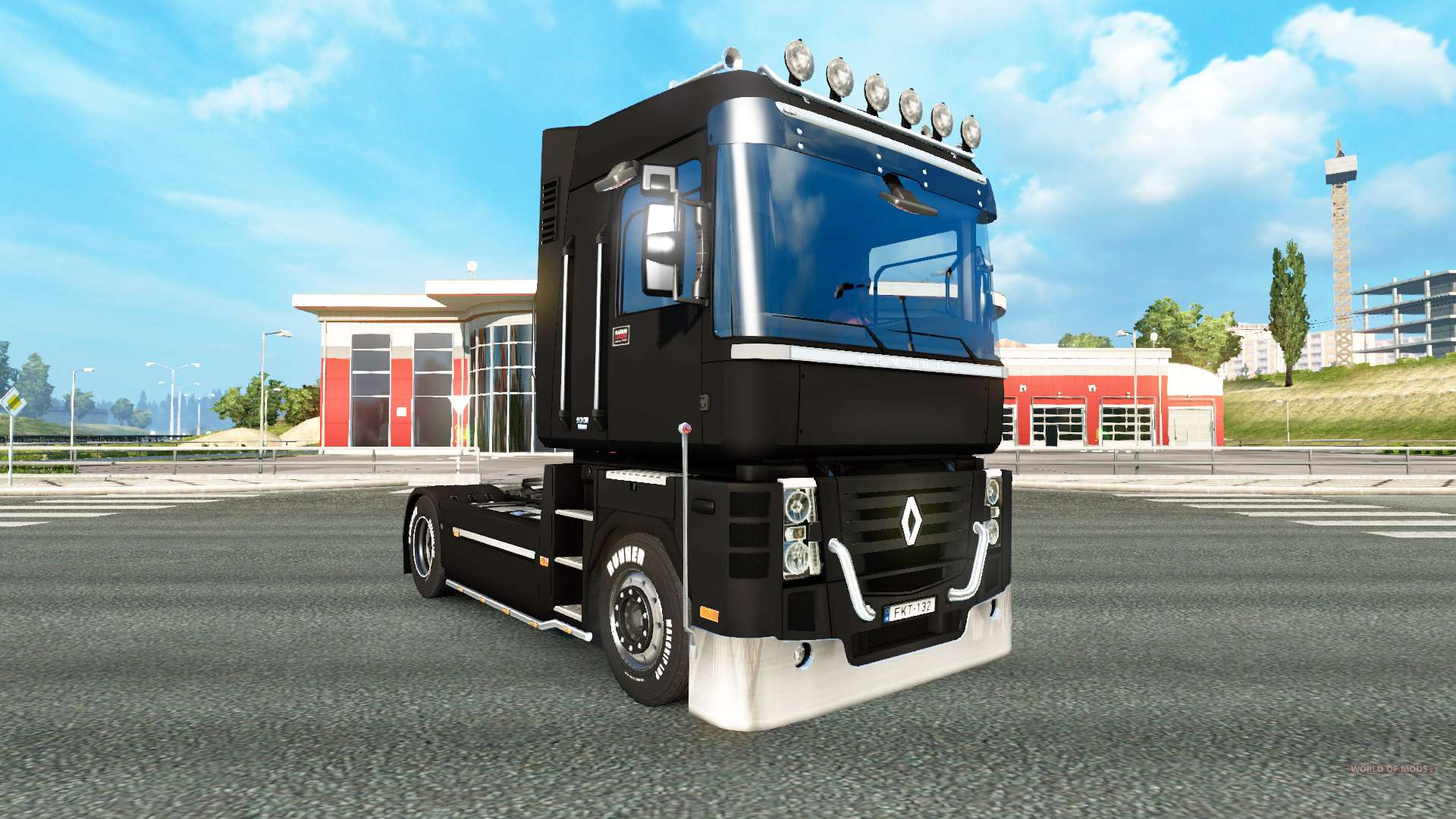 Renault Magnum Legend V2 03 For Euro Truck Simulator 2