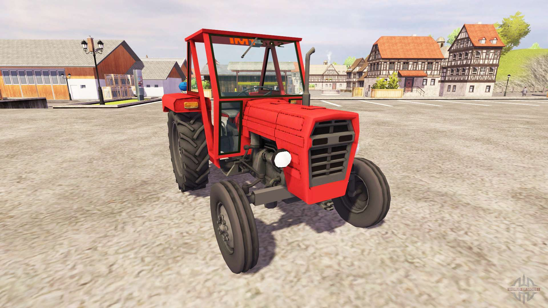 imt 542 v1 0 for farming simulator 2013 rh worldofmods com IMT Tractor Deluxe IMT 539 Deluxe Tractor