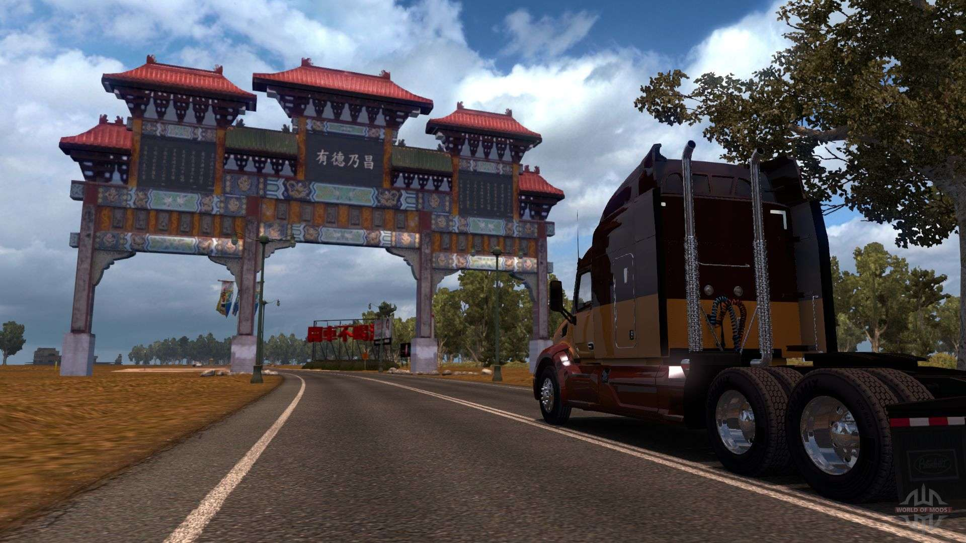 Maps for American Truck Simulator - download new ATS maps