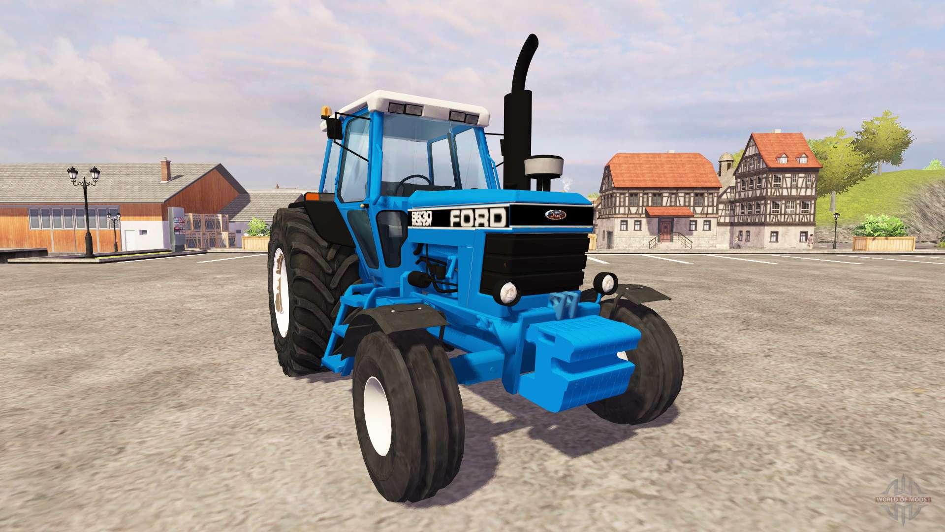 ... manual download Array - ford 8630 2wd v4 0 for farming simulator 2013  rh worldofmods ...