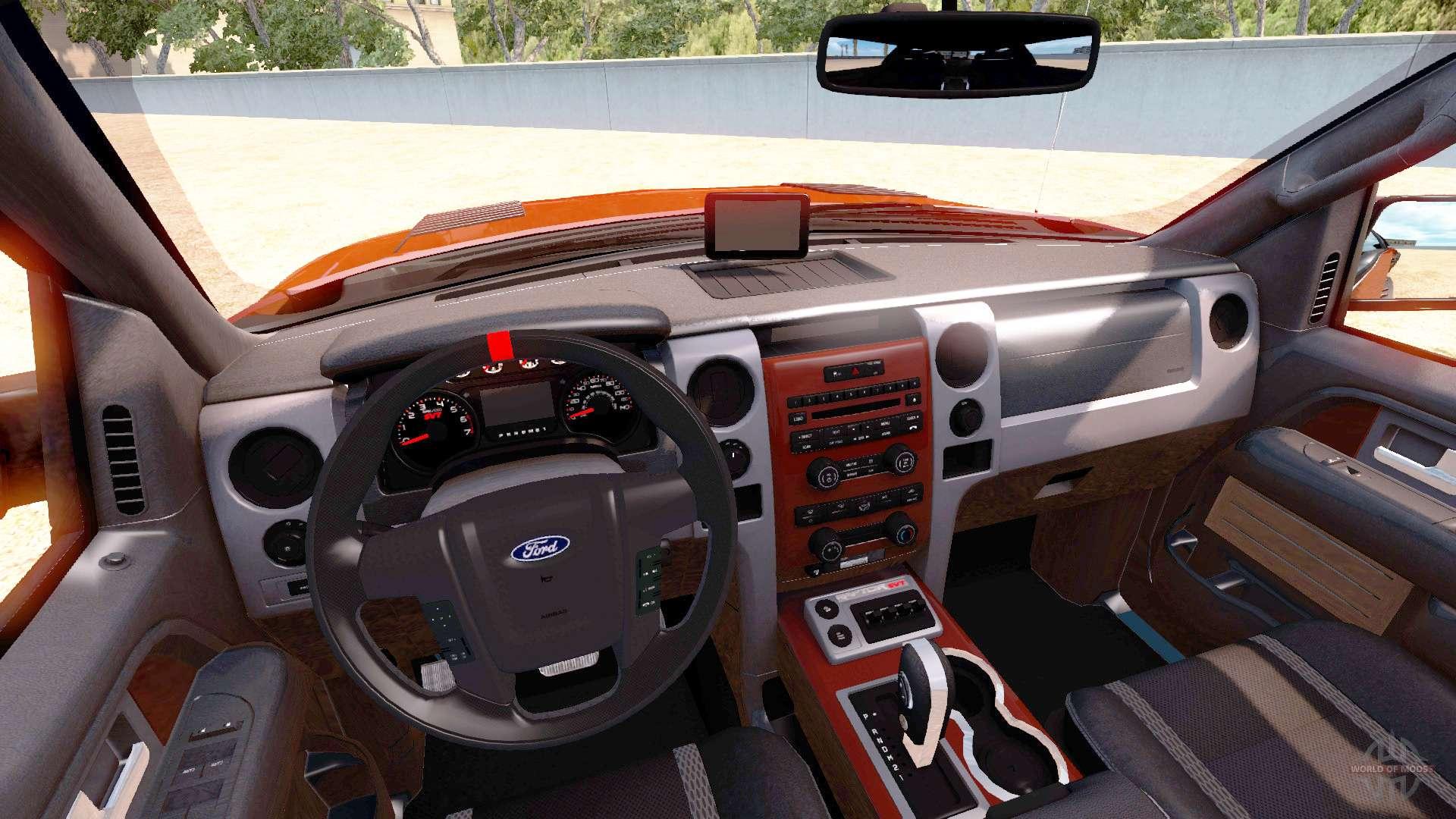 37a891b75c Ford F-150 SVT Raptor v1.1 for American Truck Simulator