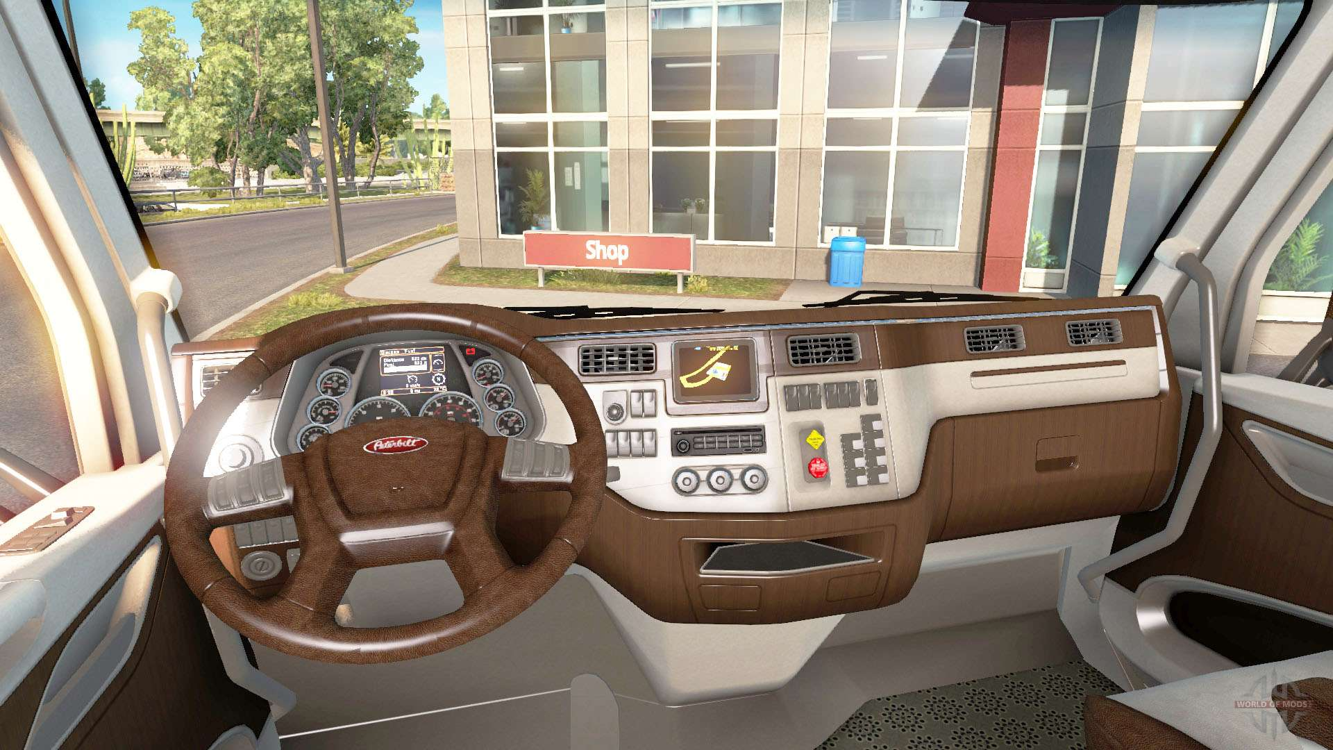 Peterbilt Truck Interior Accessories
