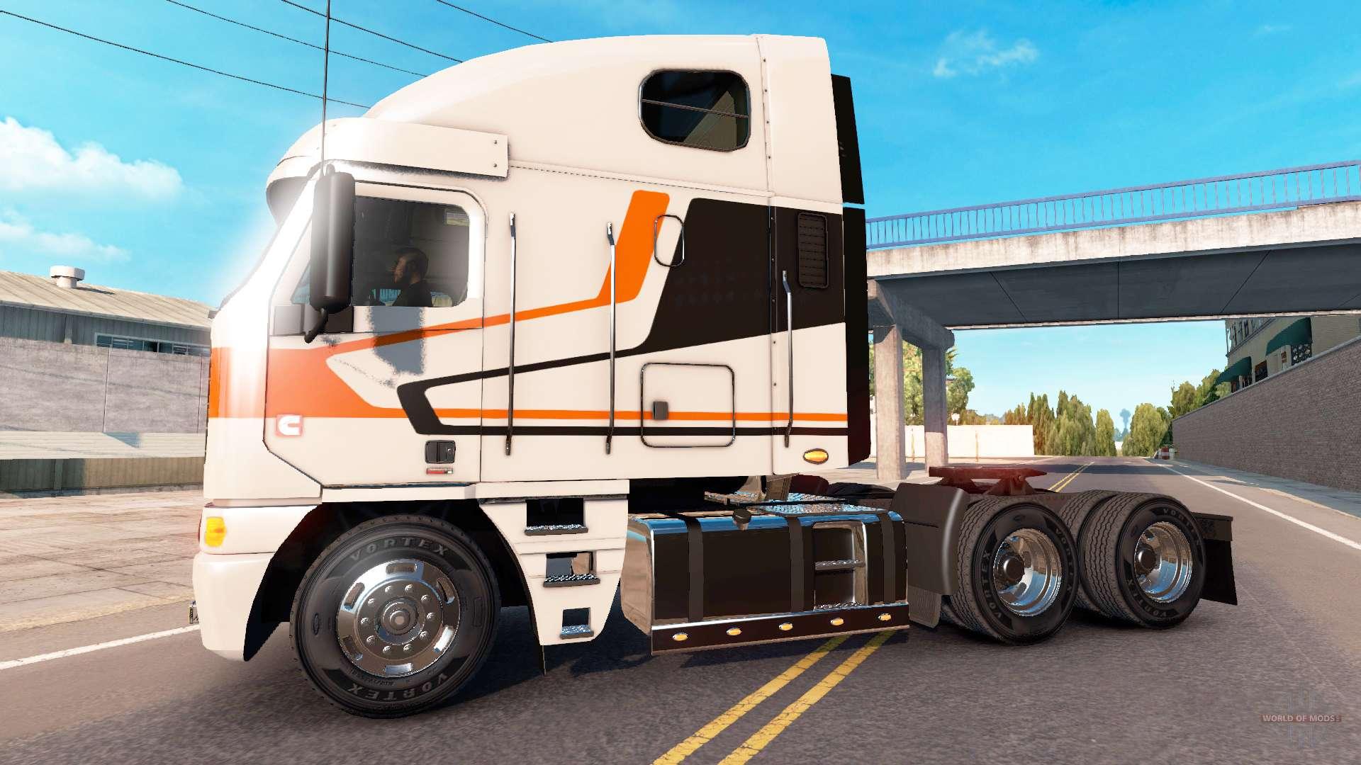 Freightliner Argosy V3 0 For American Truck Simulator