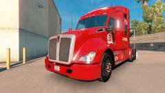 ATA Lojistik skin for Kenworth tractor