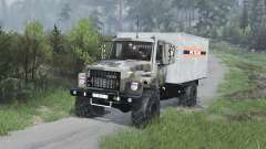 GAZ-3309 [camouflage][08.11.15]