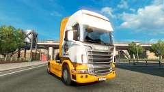 Mezzo Mix skin for Scania truck
