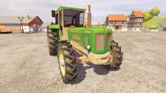Schluter Super 1050V v2.0 for Farming Simulator 2013