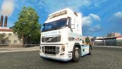 Bavaria Express skin for Volvo truck