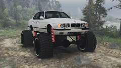 BMW M5 (E34) [bigfoot] v1.2 [16.12.15]