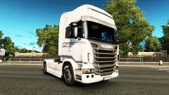 Google skin for Scania truck for Euro Truck Simulator 2
