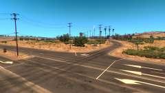 Reduced traffic density