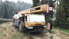 Liebherr LTM 1030 [25.12.15] for Spin Tires