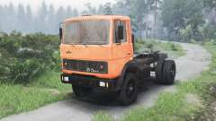 MAZ-5337 [25.12.15] for Spin Tires
